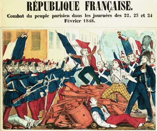 Paris revolts