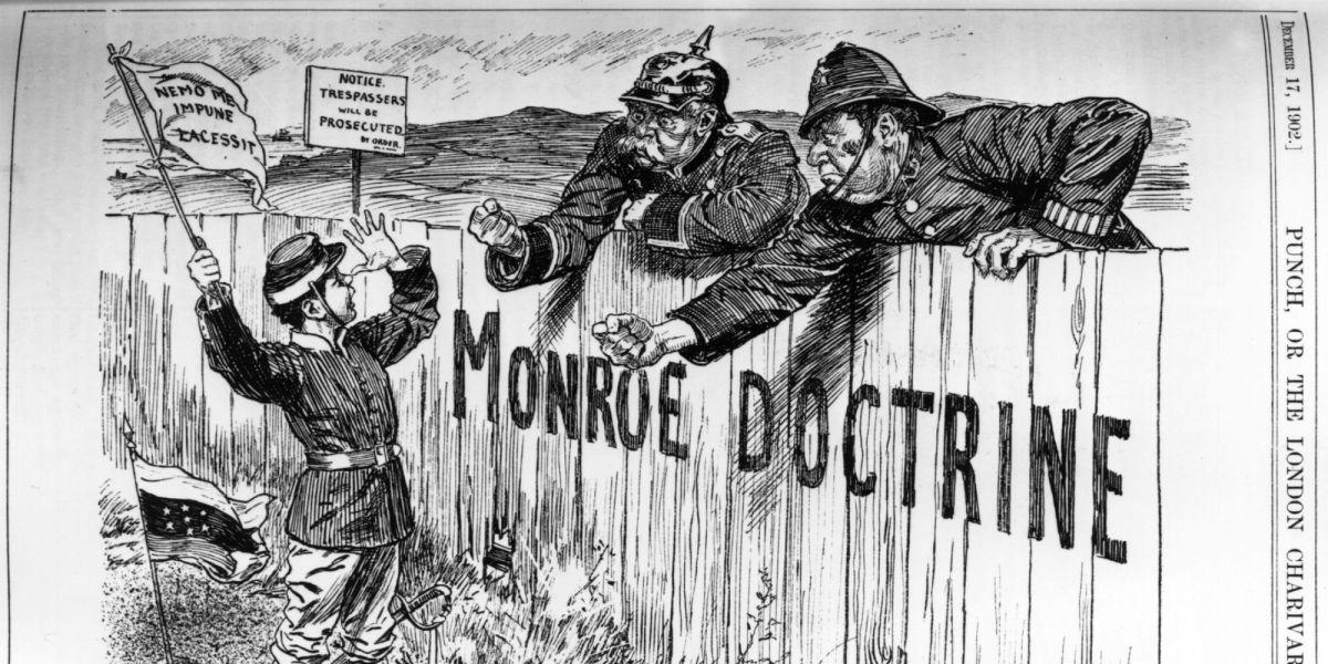 Printables Monroe Doctrine Worksheet has the u s begun a new monroe doctrine in middle east angry staff officer