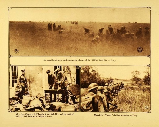 American_troopers_on_Torcy_during_WWI