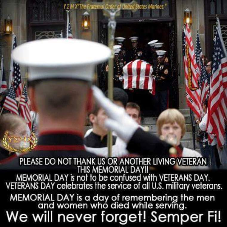 Mil-splaining Memorial Day: Stop it – The Angry Staff Officer