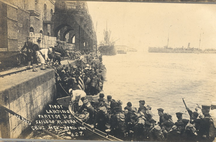 First Landing of American Sailors at Vera Cruz.jpg