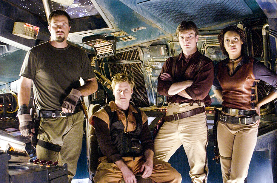 Opinion you Star trek firefly