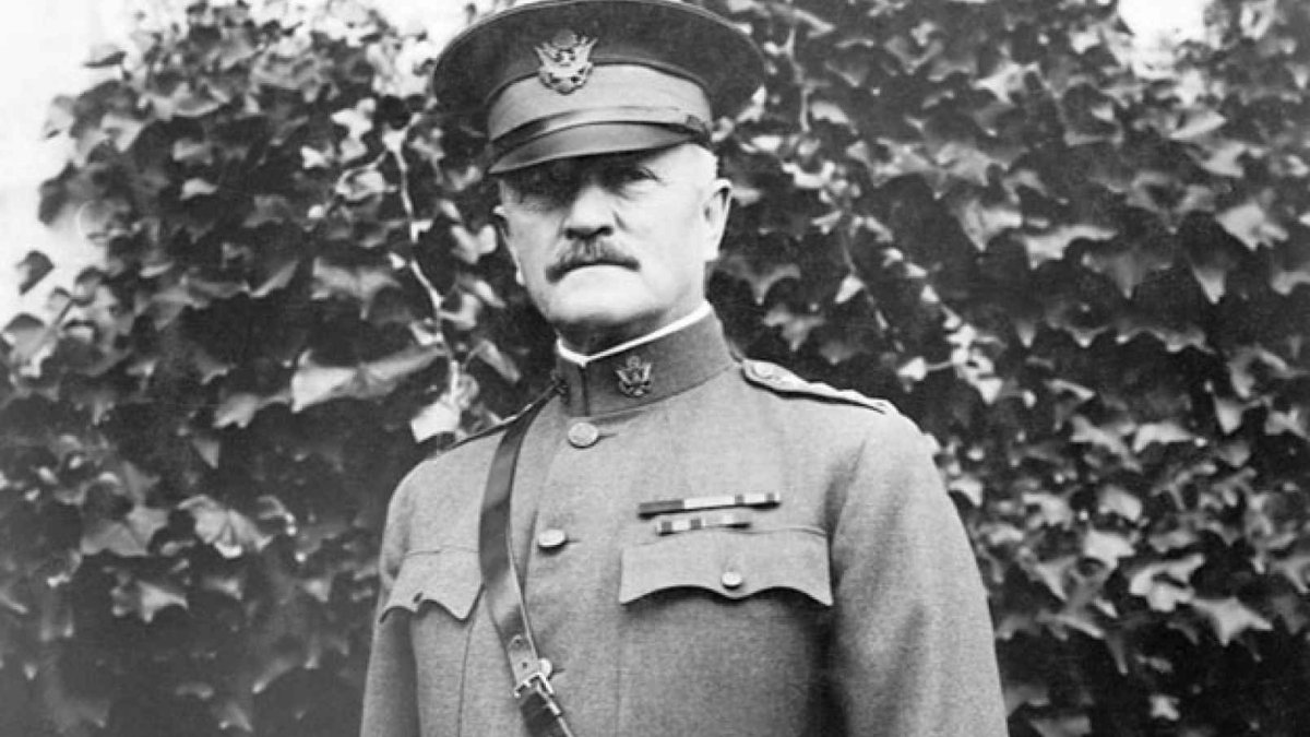 The Ghost of Black Jack Pershing: the US Army and the Centennial of WWI