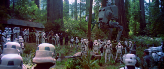 Image result for battle of endor