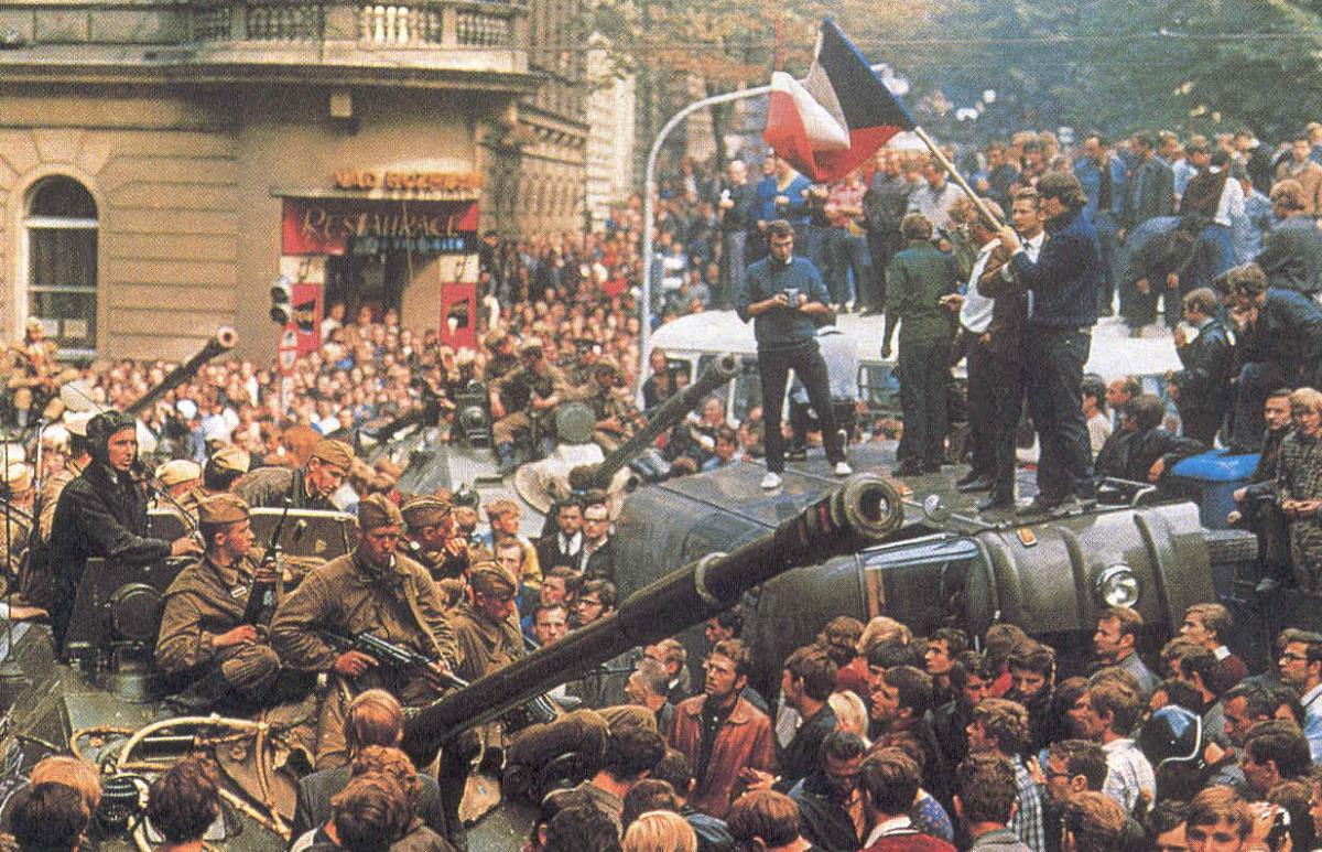 Cake and Perfidy: the 1968 Soviet Invasion of Czechoslovakia