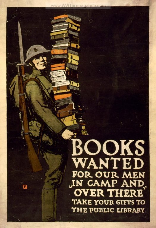 Reading List For The Us In World War I The Angry Staff Officer