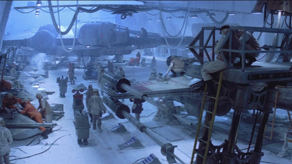 Rebel Safety Brief on Hoth