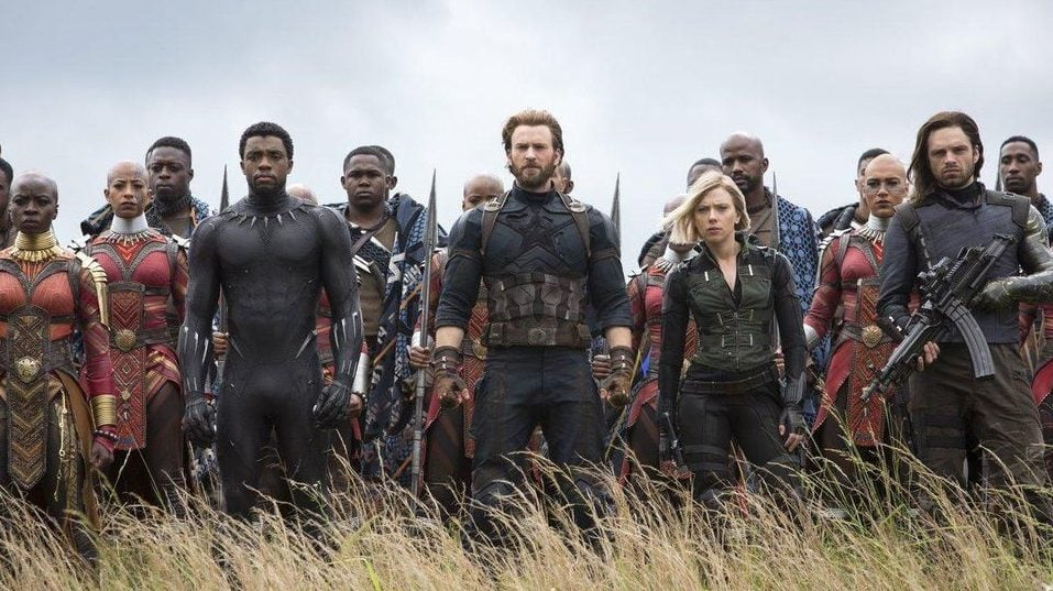 c0239333cebfc Military Lessons Learned from the Battle of Wakanda – The Angry ...